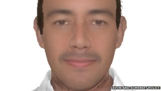 Efit from Avon and Somerset Police
