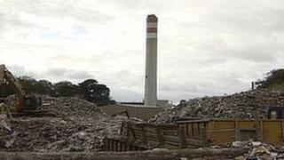 Bellozanne chimney