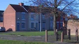 Houses in Gresham, Middlesbrough