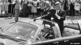 Bill Greer went to work as a secret service agent and was the driver of President Kennedy's vehicle