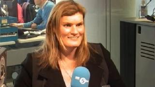 West Midlands MEP Nikki Sinclaire