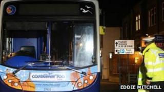 Bognor bus crash