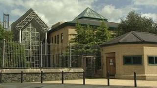 Antrim courthouse