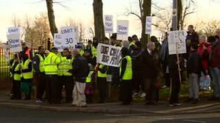 sparkbrook protest