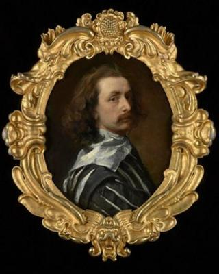 Van Dyck's self-portrait