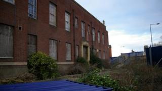 Former Derby Magistrates court