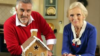 Great British Bake-Off Christmas Special