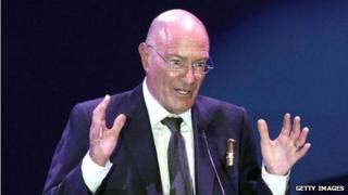 Arnon Milchan appeared in Los Angeles, California, on 18 September 2008