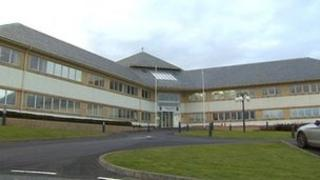 Ceredigion council's head office