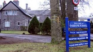 Oakbank School in Aberdeen