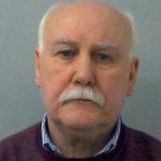 Colin Campbell 2011 mugshot