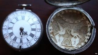 Burns watch
