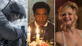 Gravity, 12 Years a Slave and American Hustle