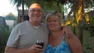 Ian and Sharon Jardine