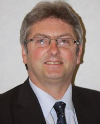 Isle of Man Economic Development Minister, John Shimmin