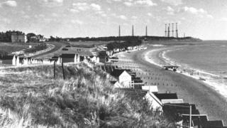 Felixstowe and Bawdsey, 1950s