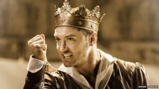 Jude Law as Henry V