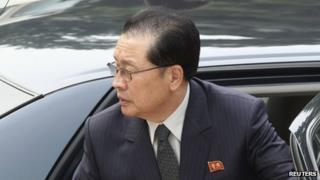 Jang Song-Thaek (17 August 2012)