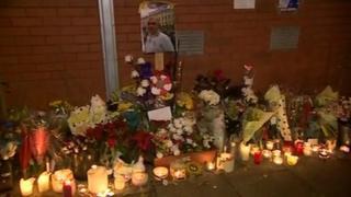 Vigil for Leon Briggs