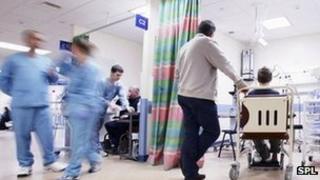 NHS attacks