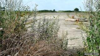 Grove airfield