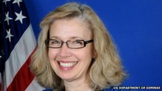 Christine Fox (US Department of Defense)