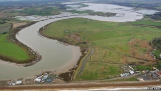 River Alde, Suffolk