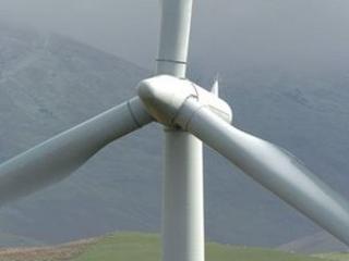 wind farm turbine