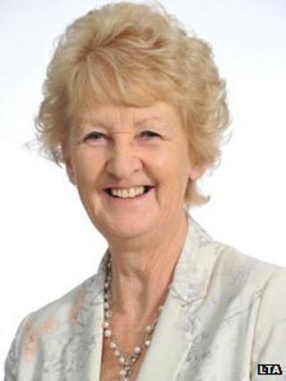 Cathie Sabin