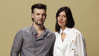 Karen Mirza and Brad Butler