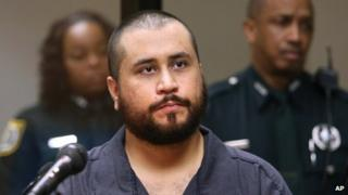 George Zimmerman appeared in a Sanford, Florida, court on 19 November 2013