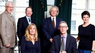 The Man Booker Prize judging panel for 2014