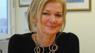 Lesley McLay trained as a nurse at Ninewells Hospital in Dundee