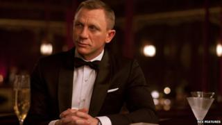James Bond is an 'impotent drunk'