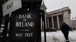 Bank of Ireland HQ Dublin
