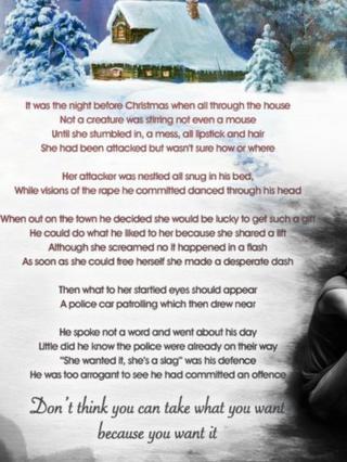 Rape poem