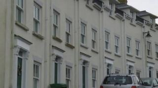 St Austell housing