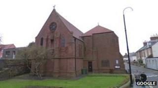 St Anne's Episcopal Church in Dunbar