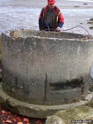 Pickett-Hamilton fort pillbox