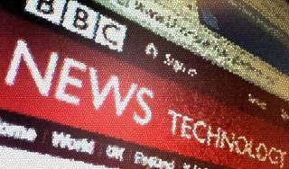 BBC Tech page