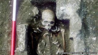 Late Saxon Stone tomb