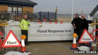 Flood Response Unit