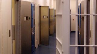 Cumbria Police custody cells