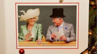 The Prince of Wales and Duchess of Cornwall at Royal Ascot this year