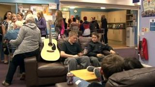 Redditch youth centre