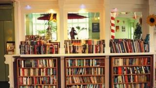 Books at the Free Bookshop