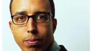 Kamal Ahmed portrait pic