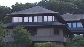 Powys council's headquarters