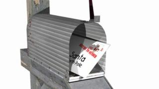 Return to Sender letter in postbox