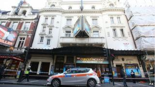 Apollo Theatre, Shaftesbury Avenue, London